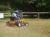 2011 Gold Coast Car Show - Mower Racing