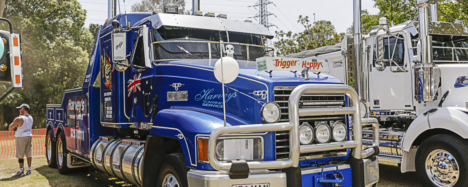 Gold Coast Truck Show 21st August 7am – 3pm