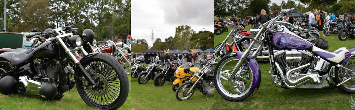 Sunday – Bike Show