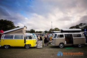 VW Kombi Displays