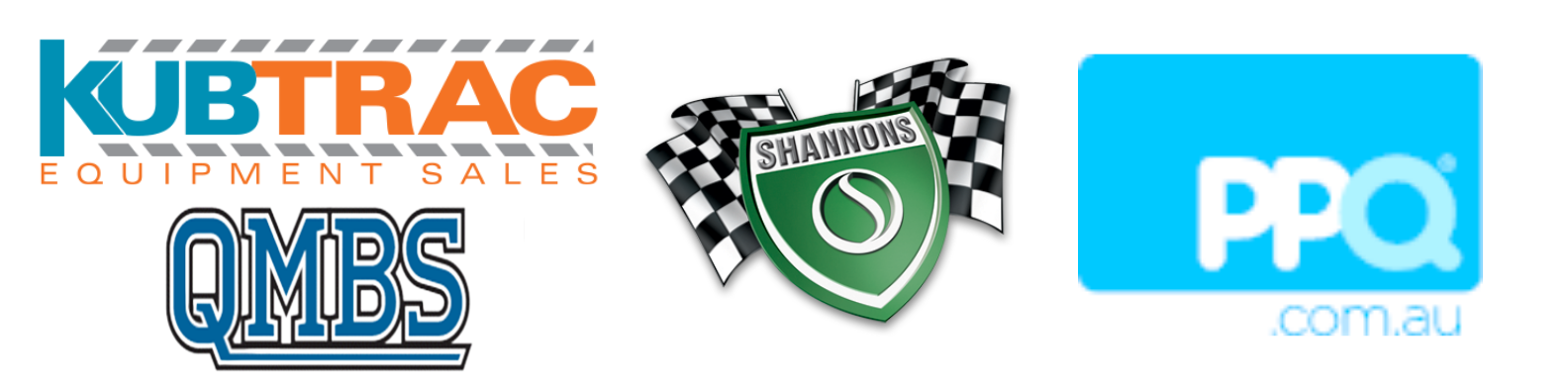 kubtrac Shannons QMBS Personalised Plates Logos